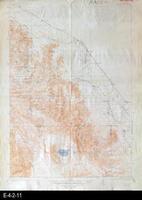 1904 - Indio, CA - Topographic Map