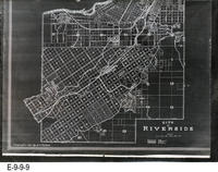1910 - City of Corona and City of Riverside - Part 2 (Bottom Part) of 2