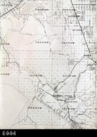 1922 - Map of Riverside County - Part 4 of 5