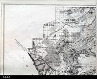 1910 - Map of Riverside County - Top Part