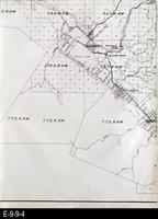 1922 - Map of Riverside County - Part 2 of 5