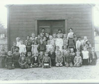 Lincoln School Group Picture