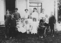 Ware Family Photo