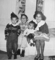 Borroel, Rojo, and Lerma Children