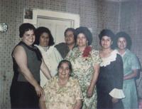Maria Zaragoza Family