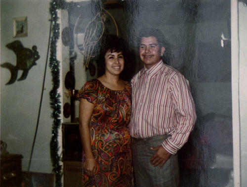 Daniel Munoz and Esther Munoz