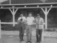 Arthur Felix, Joe Ramirez, David Avaljo