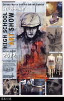 2012 - 5th Annual High School Art Show