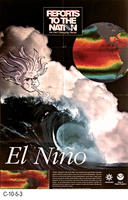 Poster - Reports To The Nation - El Nino and Climate Prediction