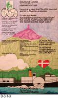 Poster - Silkeborg, Denmark - Corona's Sister City