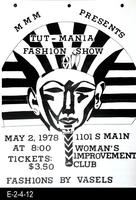 MMM - Tut-Mania Fashion Show