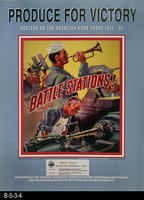 Poster - 1993 - Produce For Victory - Posters on the American Home Front 1941...