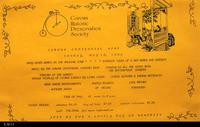 Poster - 1986 - Corona Historic Preservation Society - Corona Centennial Home...