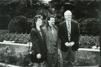 Betty and Jeff Luscher, and Steve Kennedy