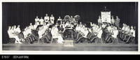 Photo - 1949 - Corona Junior High Band - On Stage