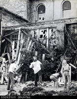 Photo - 1975 - Demolition of 2nd Lincoln School