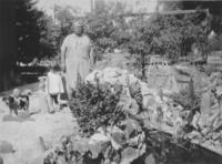 Grandma Mary Tucker and Granddaughter