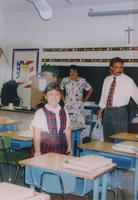 Elora Lyda's First Day of Second Grade