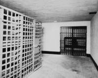 Basement of Corona City Jail