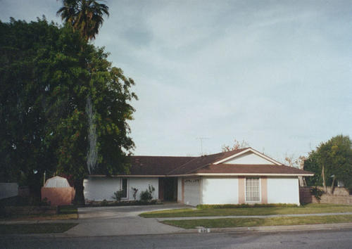 Private home located at 935 West Rancho Road in Corona.