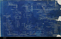 Blueprint - 1948 - Sections - Filter and Clarifiers