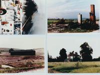 Four Photos of Corona Fire