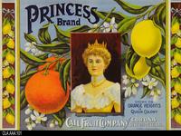 Princess (Label Reproduction)