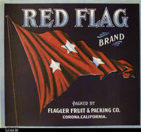 Red Flag (Label Reproduction)