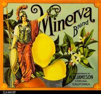 Minerva (Label Reproduction)