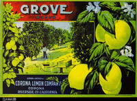 Grove (Label Reproduction)