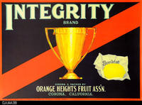 Integrity (Label Reproduction)