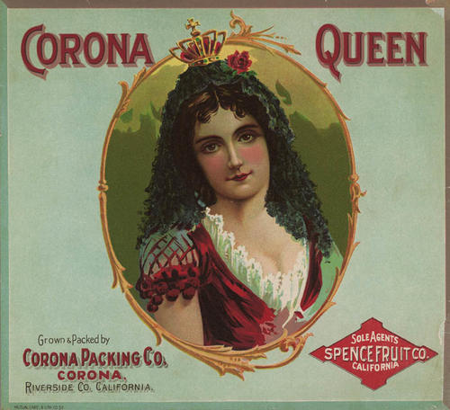 Spence Fruit, Corona Packing House
