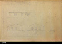 Blueprint - Undated - Boy Scout Building for Corona Lions Club - Plot Plan,...