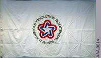 Bi-Centennial Flag - Cotton