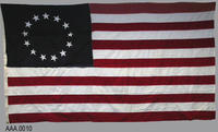 Betsy Ross Flag - Cotton