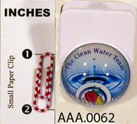 Water Bubble Clip - Plastic