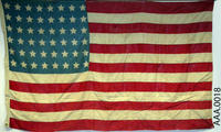 Forty-eight Star Flag - Cloth