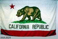 California State Flag - Cloth