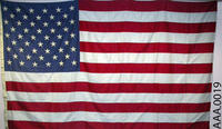 Fifty Star American Flag - 100% Cotton