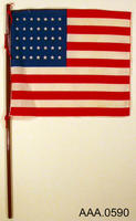 American Flag - Cloth/Plastic