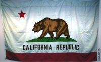 California Flag - Cloth