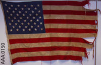 Fifty Star American Flag - Cloth