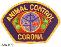 Animal Control Officer Patch