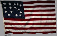 Fifteen Star American Flag - Cotton