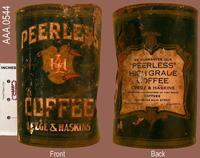 Coffee Can - Tin