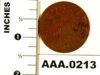 Coin - Brass