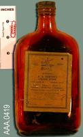 Bottle (filled) - Liquor