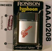 Cigarette Lighter - Metal