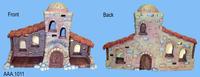 Bethlehem Inn - Cast Art - Clay