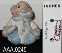 Cast Art/Honey Bunny- Clay
